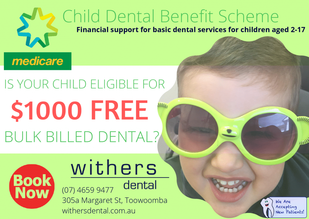Child Dental Benefit Scheme